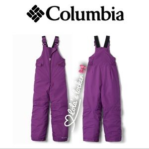 Columbia Girls Snowslope II Bib